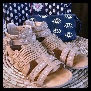 Shoes - Vegan Gladiator Sandals